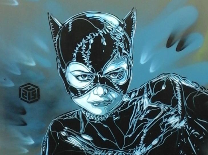 catwoman insolite vincennes