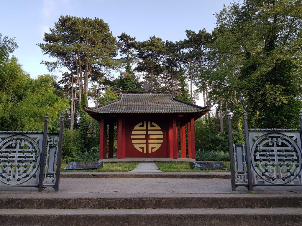 grande pagode bois vincennes