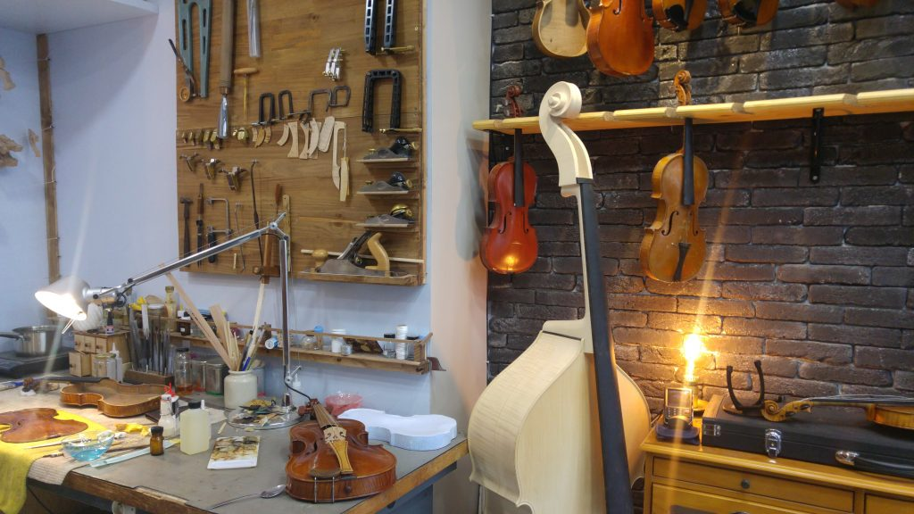 atelier lutherie vincennes