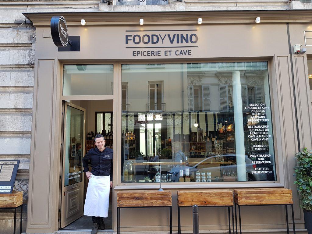food y vino vincennes
